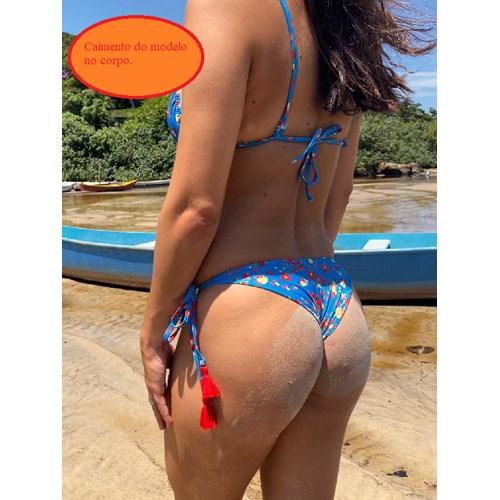 Conjunto Surf + Lacinho Modeladora Margarida