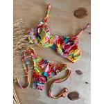 Conjunto Taça Duda + Calcinha Modeladora Sonho de Fruta