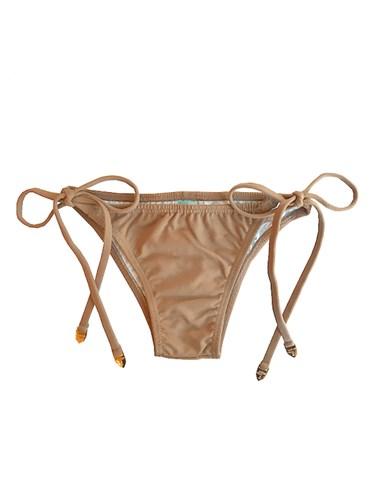 Calcinha Tradicional Nude Capuccino