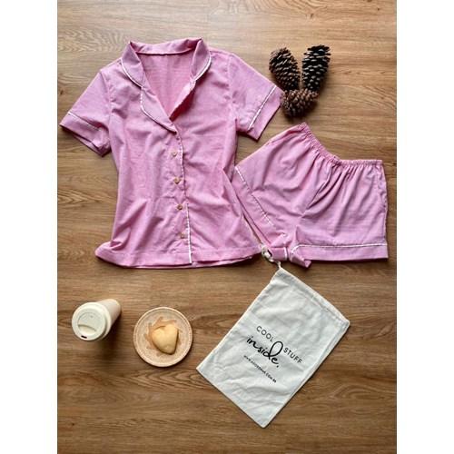 Pijama Jhenni Rosa