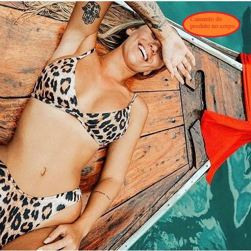 Top Surf Azul Marinho