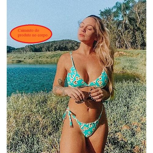 (Último G) _Top Surf Tie Dye Tutti-frutti